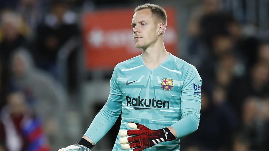 El Barça aplaza la renovación de Ter Stegen
