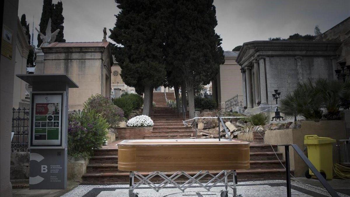 Homenaje a las víctimas del virus: el precedente no existe