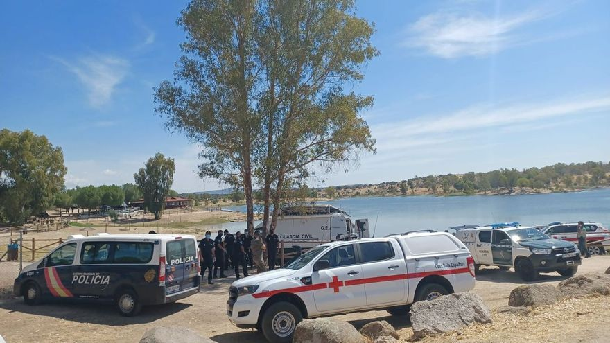 Hallan el cuerpo sin vida del hombre desaparecido en el embalse de Proserpina en Mérida
