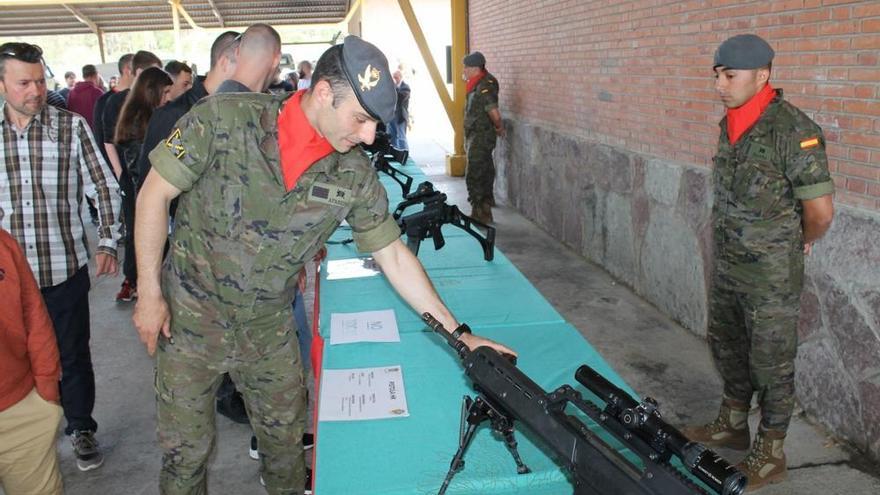 Soldados con base en Cabo Noval se despliegan en Mali e Irak el último trimestre de este año