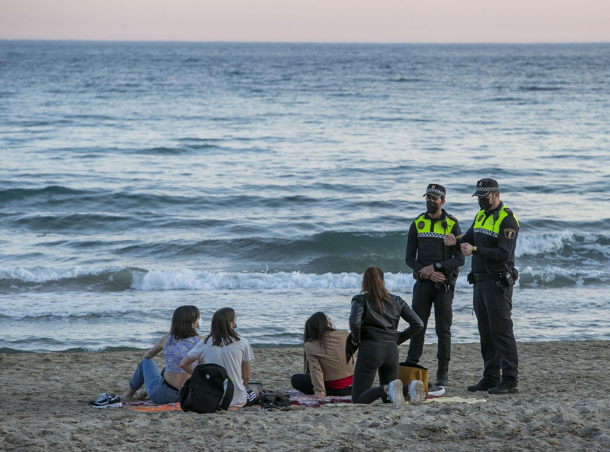 Alicante y Elche superan los 29 grados y baten su récord de calor en enero