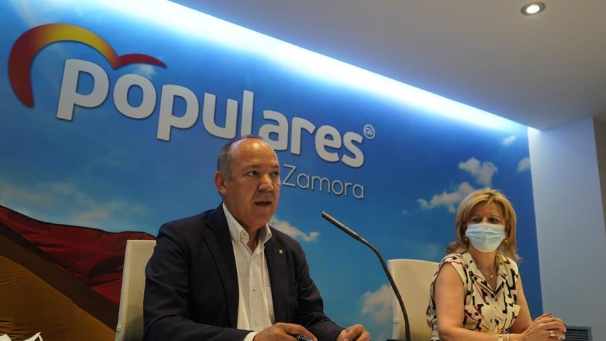 """El PP considera """"gravísimo"""" que la apertura de la estación del AVE en Sanabria """"dependa de la agenda de Ábalos"""""""