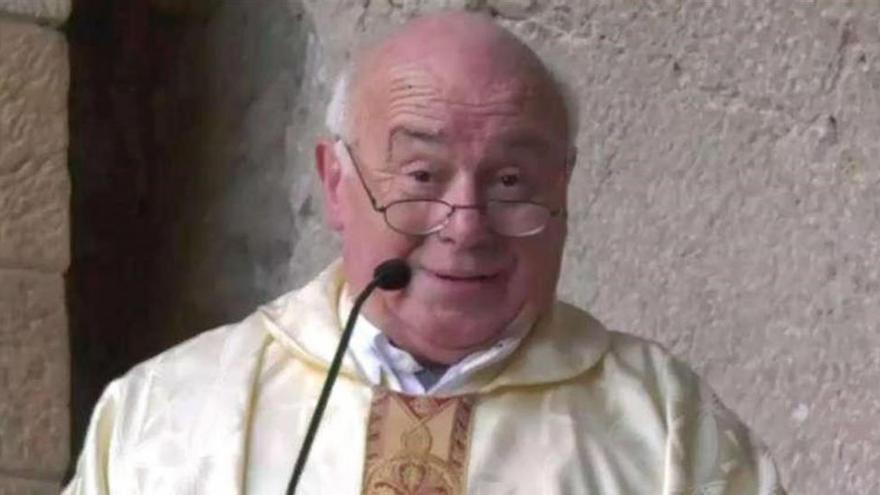"""El padre Fueyo: """"Yo no juraba por Dios, juraba por Quini"""""""