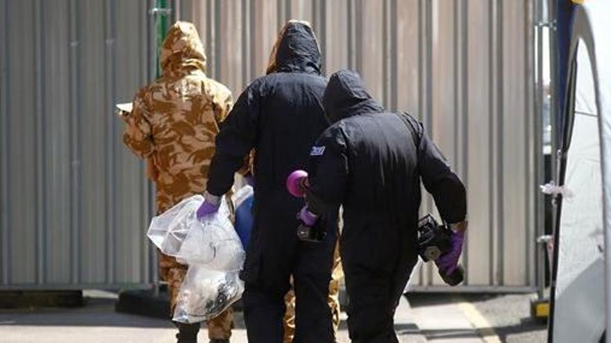 Muere la mujer afectada por el agente nervioso Novichok en el Reino Unido