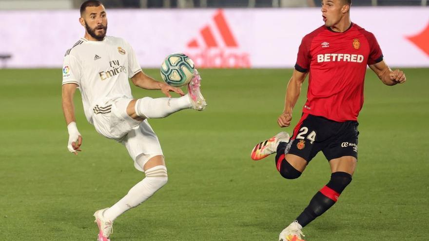LaLiga Santander: Real Madrid - Mallorca
