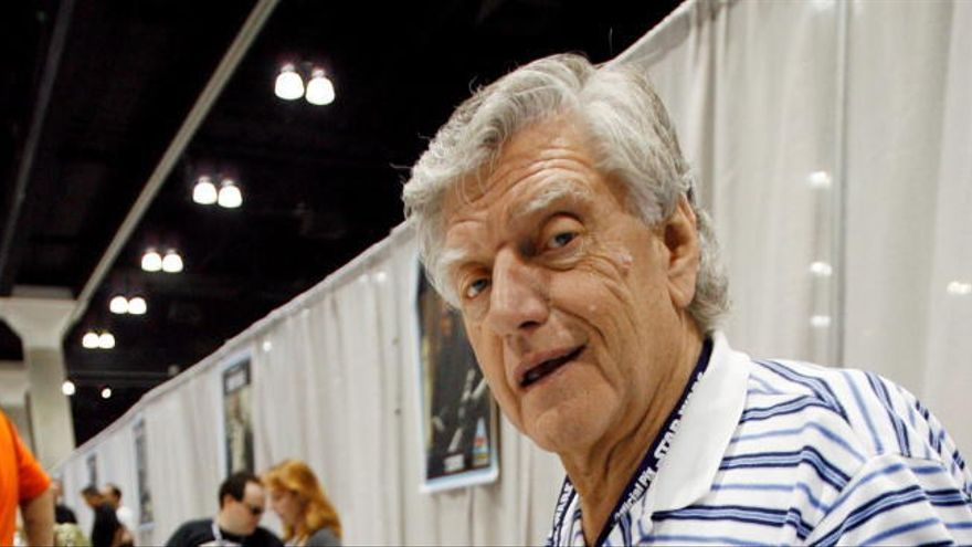 Muere David Prowse, el actor que encarnó a Darth Vader
