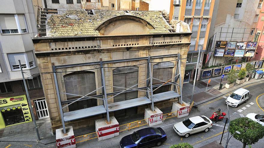 El TSJ obliga al Ayuntamiento y a los dueños a proteger en parte la fachada del edificio El Progreso