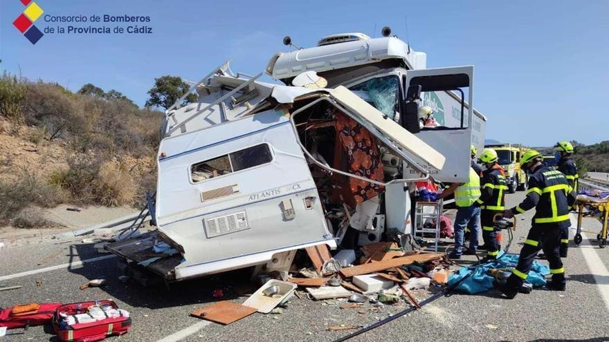 El supuesto accidente de una autocaravana encubrió un asesinato machista