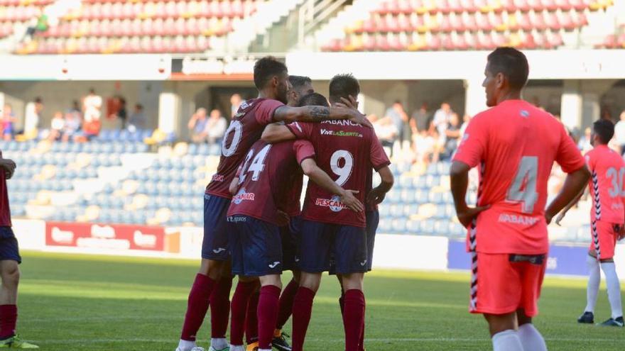 El Pontevedra empezará la liga en casa del Unionistas