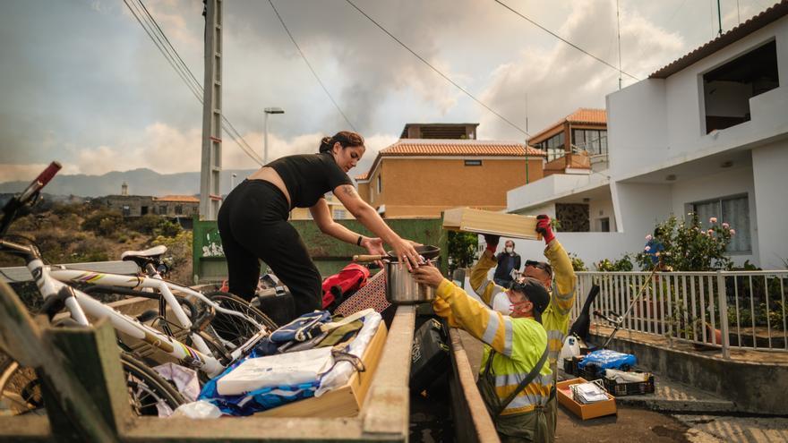 Rafa Nadal ofrece su ayuda a los palmeros afectados por la erupción del volcán
