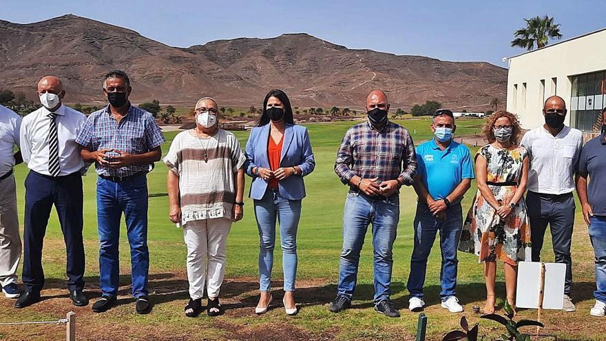 Canaragua patrocina un torneo solidario de golf para enfermos de cáncer en la Isla