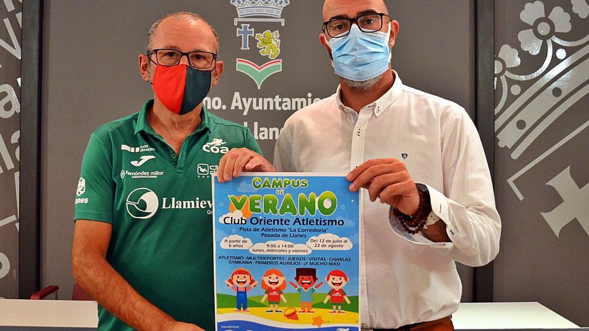 Paco Martínez e Iván García.