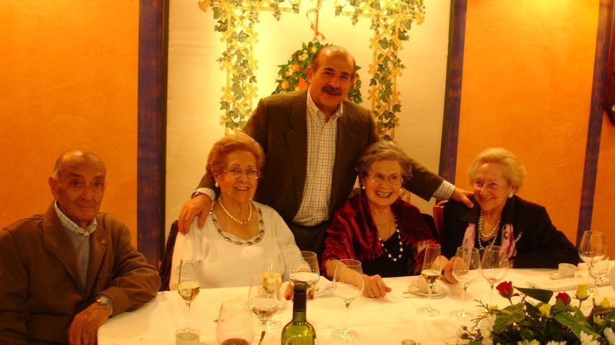 La Guía llora a María Luis Claros, fundadora del merendero Casa Arturo, fallecida a los 95 años