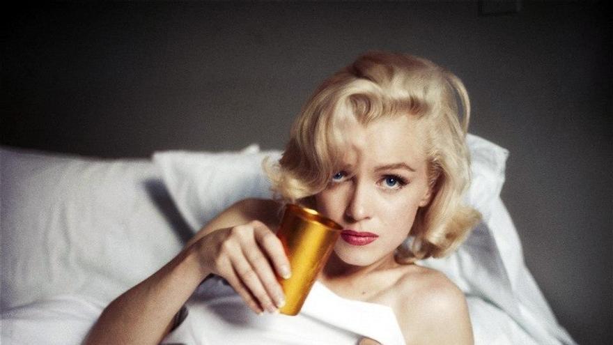 """Els quatre fotògrafs de la """"divina Marilyn"""""""