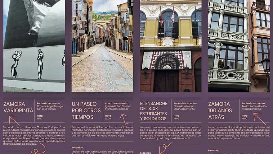 Vuelve Redescubre Zamora: nuevas rutas y más sitios para visitar