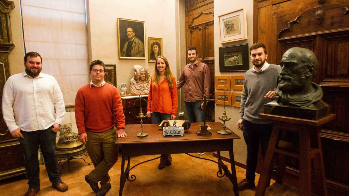 Casa Museo Pinazo. Situada en el municipio de Godella.