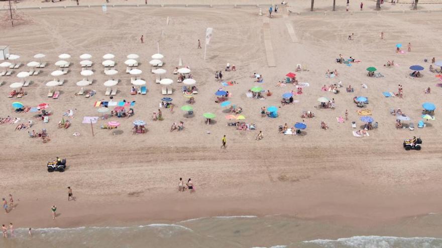 Descienden a la mitad las sanciones en Alicante por botellones en el segundo fin de semana sin restricciones