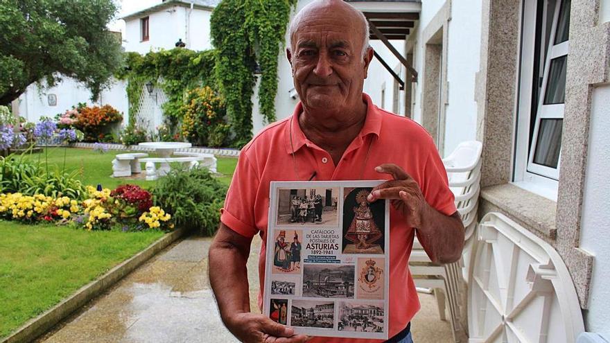 Historia de Asturias en doce mil postales