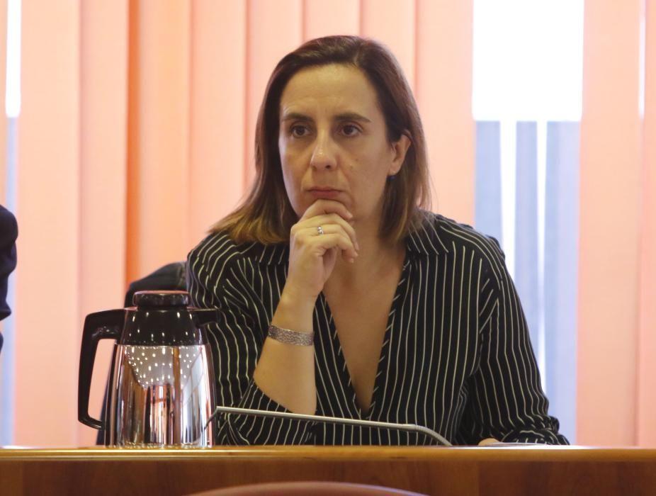Nuria Rodríguez Rodríguez (PSOE). Autónoma, colegiada en joyería, ejerce su actividad profesional en un pequeño comercio que regenta desde el año 1998 en el Centro Comercial Coya 4. Participa activamente en la política de la ciudad desde los 18 años.