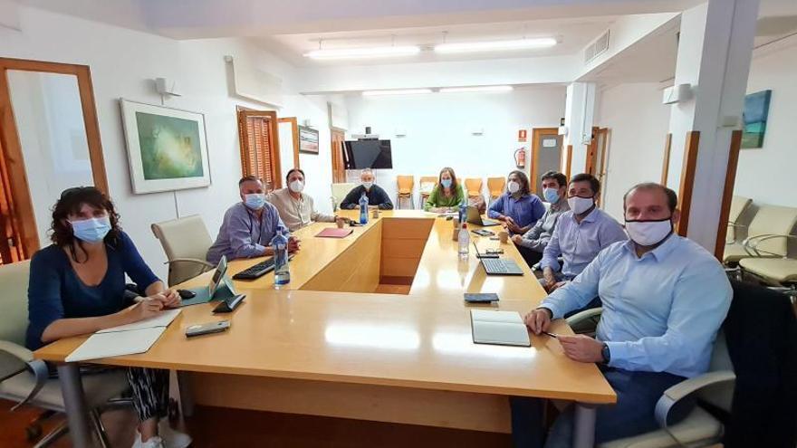La Junta de Aguas debate el futuro Plan Hidrólogico en Formentera