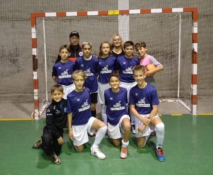 Los mejores equipos de la Aafs de fútbol sala en Córdoba