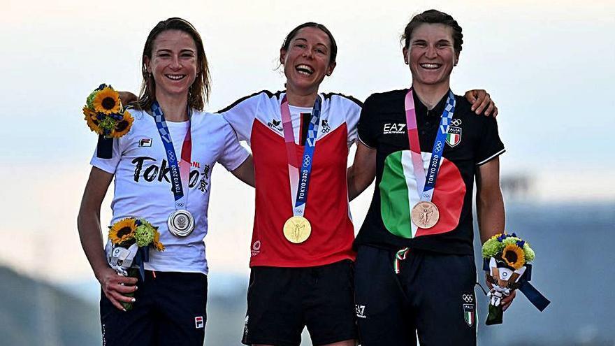 Anna Kiesenhofer, campiona: del Costa Brava a l'Olimp