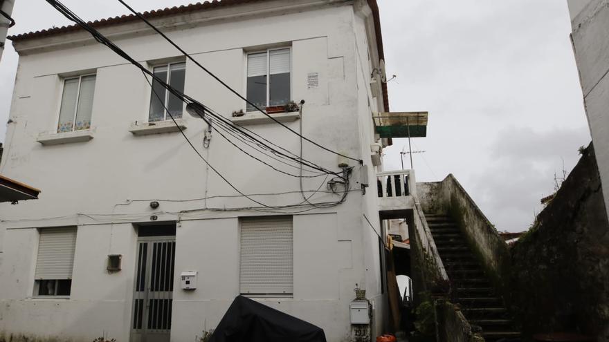 Una mujer herida en Vigo al ceder el falso techo y caer desde una altura de dos metros