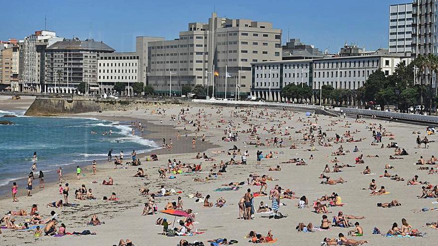 La costa gallega es la zona con más aguas de baño calificadas como excelentes por la UE