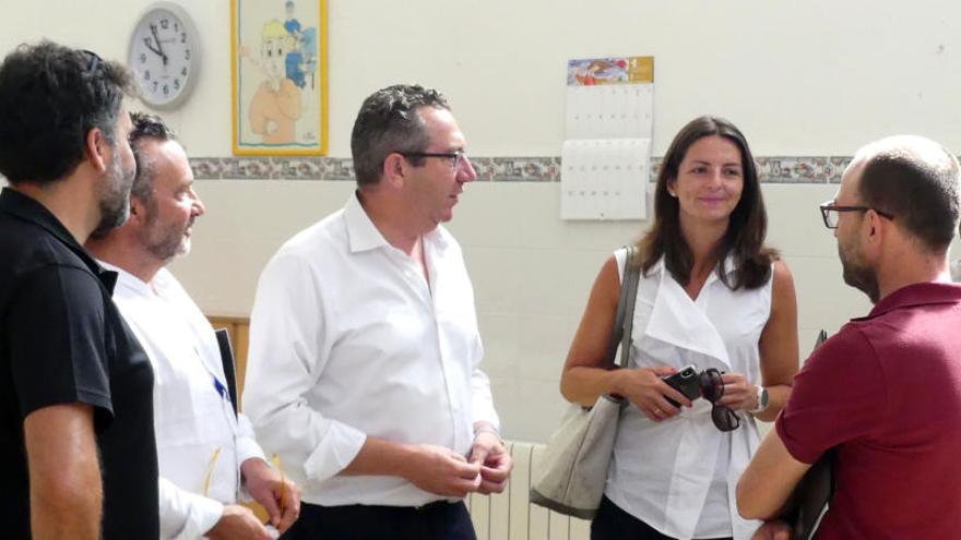 La rehabilitación del colegio Vasco Núñez de Balboa de Benidorm arranca el 5 de julio