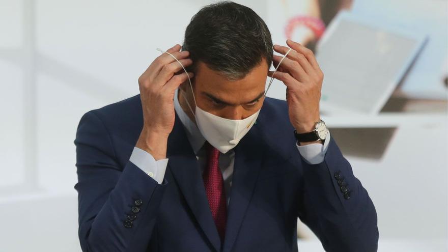 Sánchez comparecerá el día 30 en el Congreso para explicar los indultos