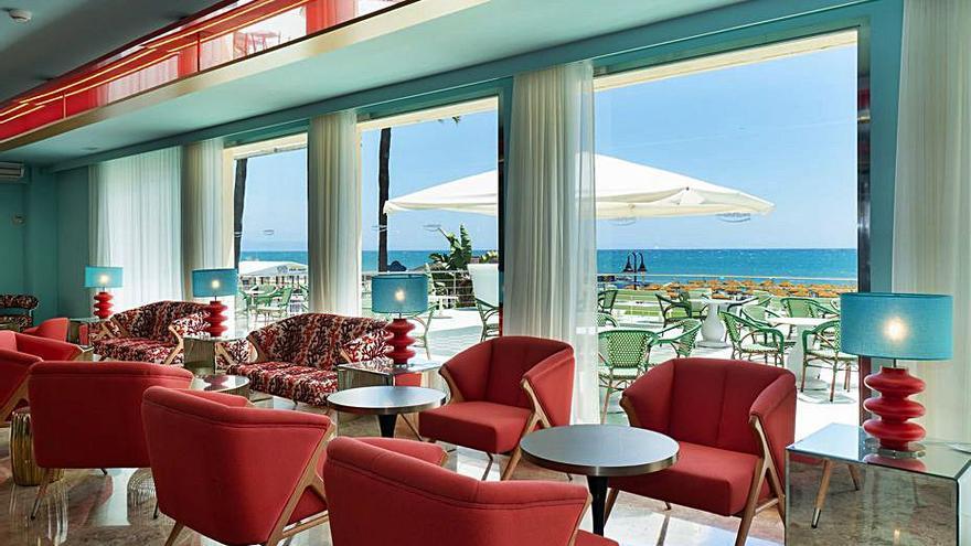 La gironina Med Playa reobre l'hotel de Torremolinos on es va allotjar Sinatra