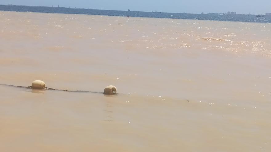 El Gobierno de España arreglará la tubería de la AGA que provocó vertidos al Mar Menor
