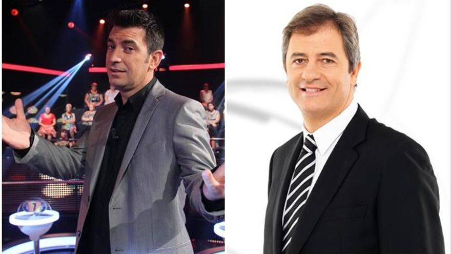 Manolo Lama presentará 'Ninja Warrior' con Arturo Valls