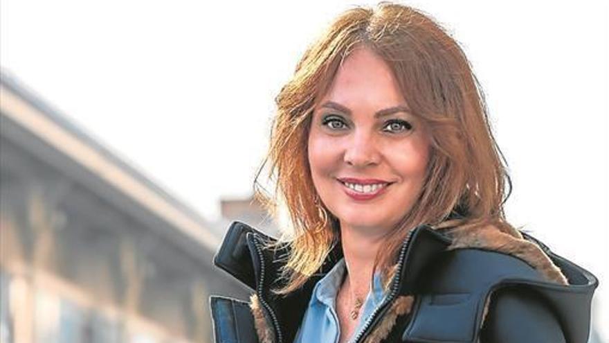 Carmen Herrarte: «El canal digital será otro gran paso para actualizar el mercado»