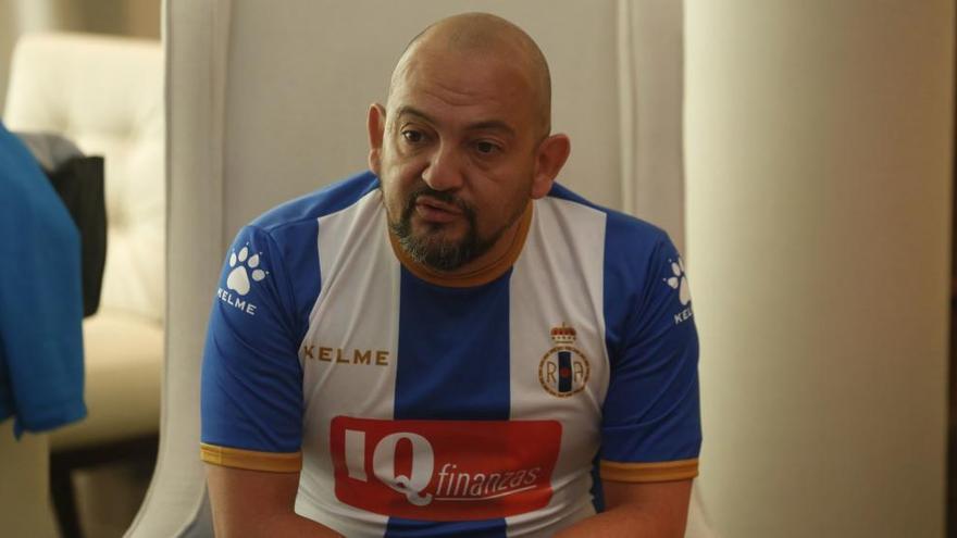 El exgestor del Avilés Álvaro López no se presenta al juicio de la demanda de Cañedo