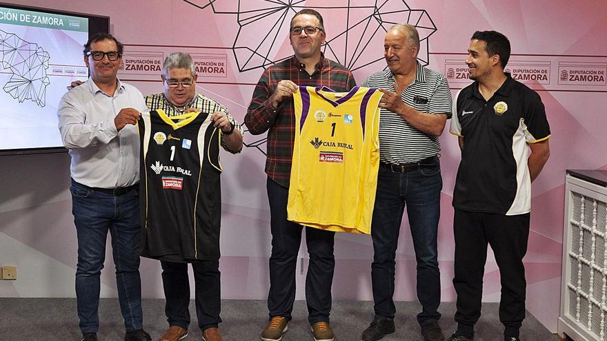 Caja Rural seguirá al lado del equipo de Liga EBA