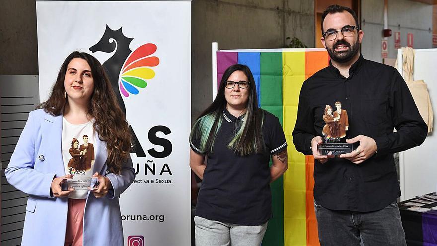 Relevo en el premio Marcela y Elisa