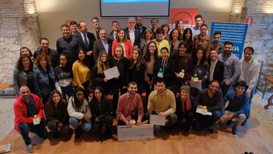 Ja es poden presentar candidatures pels Premis Emprenedors de l'Alt Empordà