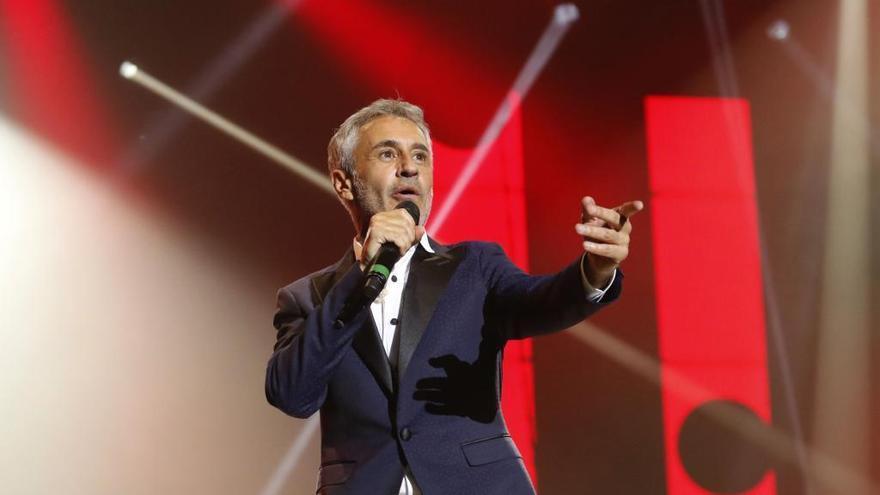 Sergio Dalma aplaza su concierto en A Coruña a febrero de 2021