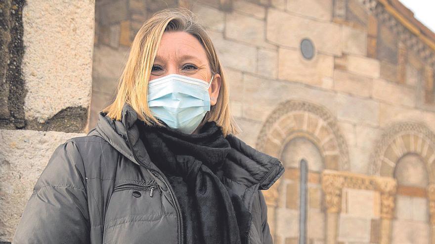 """Entrevista a Isabel Blanco, consejera de Familia: """"Cuando acabe la pandemia y la crisis sanitaria se agravará la crisis social"""""""