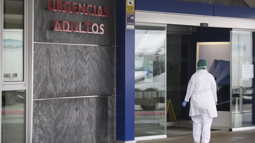 La juez ratifica la petición de la Fiscalía de internar de forma forzosa a un paciente de covid en Asturias