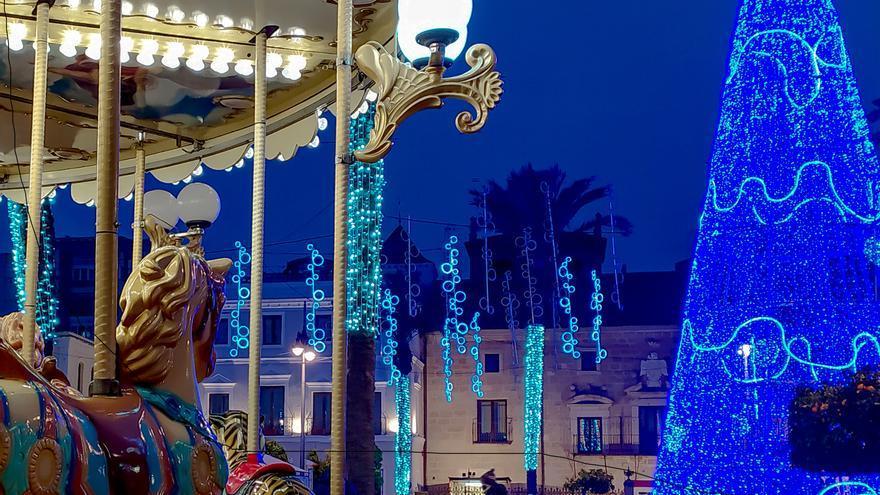 El alumbrado navideño se encenderá a finales de noviembre