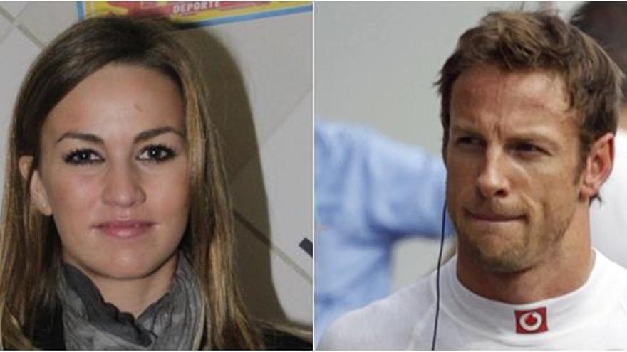Jenson Button critica a Carmen Jordá