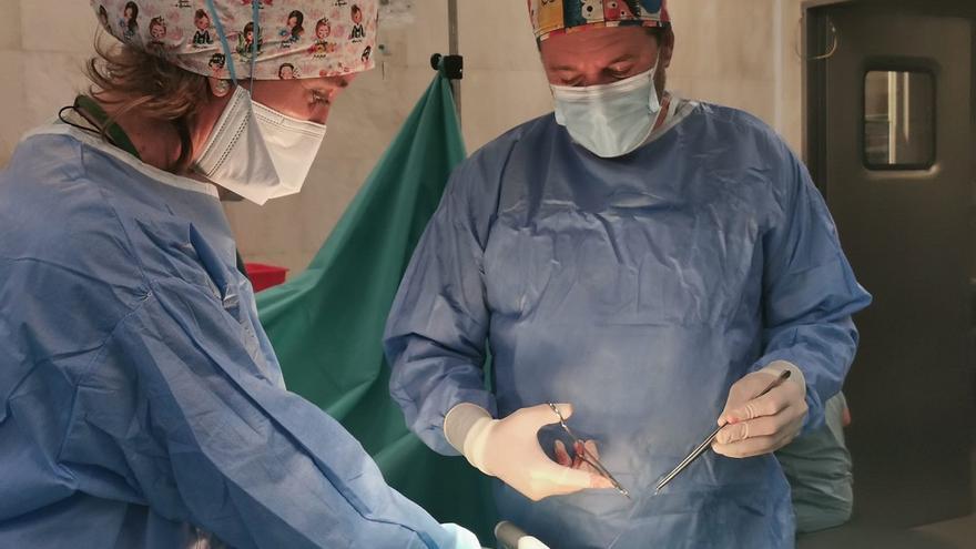 El Costa del Sol extiende la técnica del ganglio centinela para la prevención del linfedema en el cáncer ginecológico