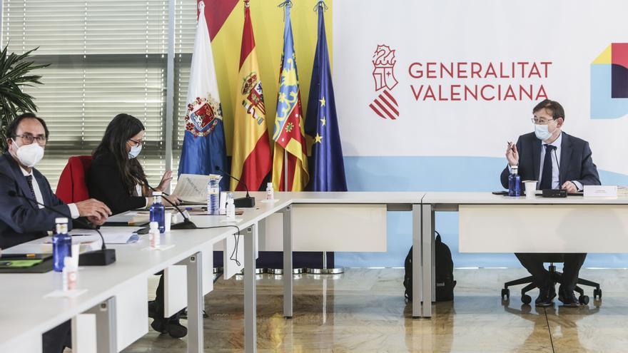 La Comunidad Valenciana limitará las reuniones en los domicilios a las unidades de convivencia