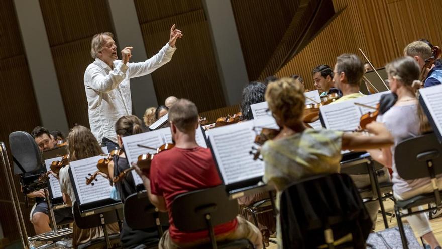 Beethoven sinfónico para la nueva normalidad de Les Arts