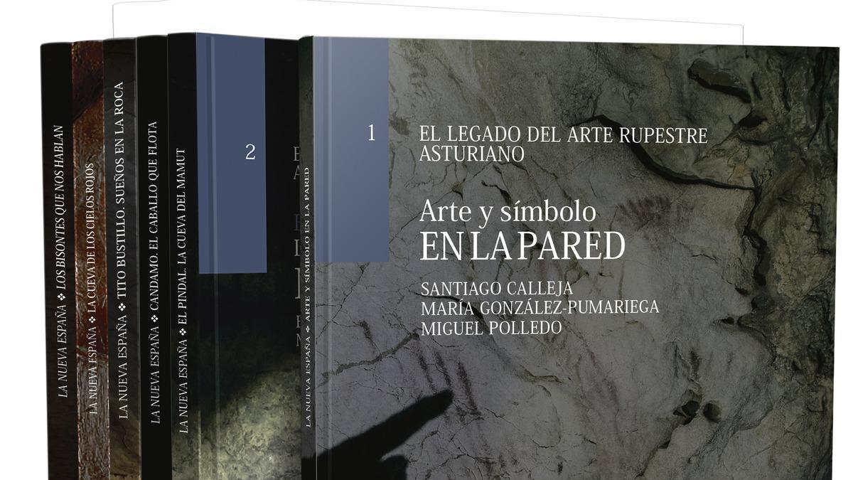 Este fin de semana, el segundo libro de la colección: El Pindal
