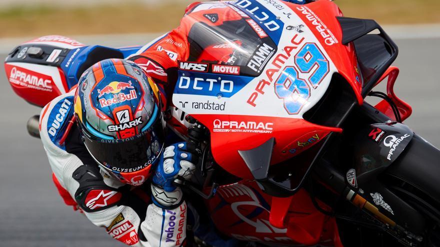 Jorge Martín logra su segunda pole y el récord del circuito Red Bull Ring