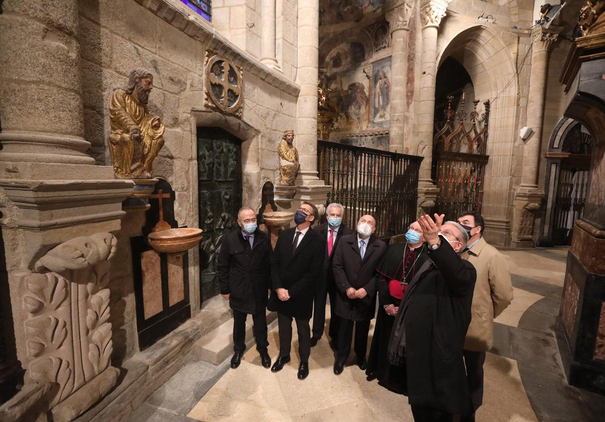 La basílica vuelve a relucir después de casi una década en obras