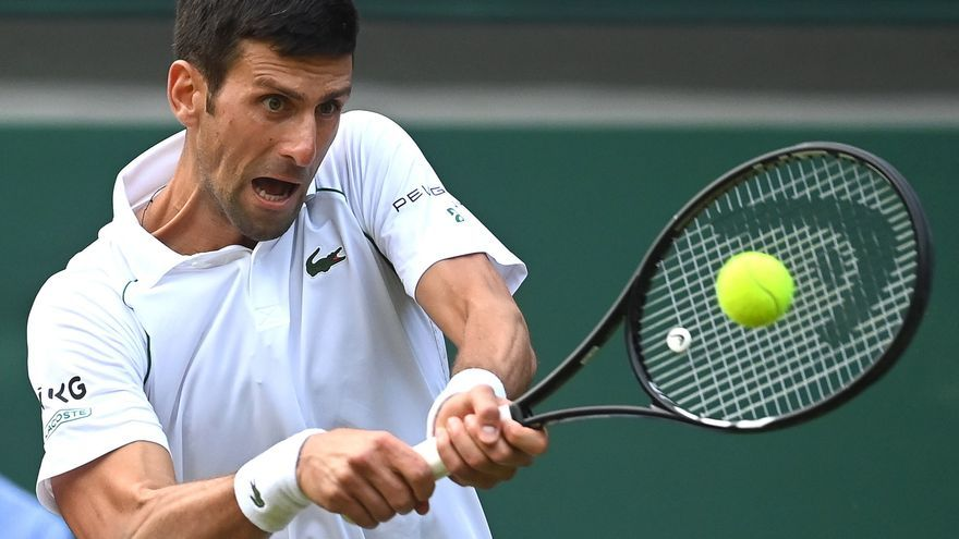 Así ha sido la final de Wimbledon entre Djokovic y Berrettini